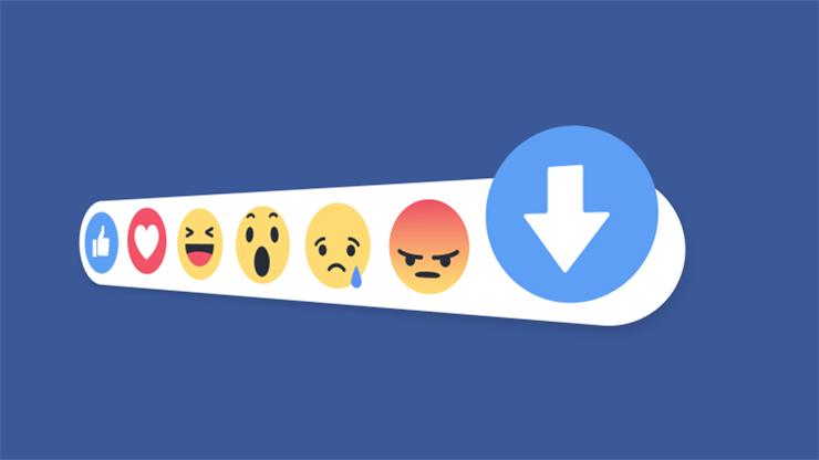 facebook-downvote-button