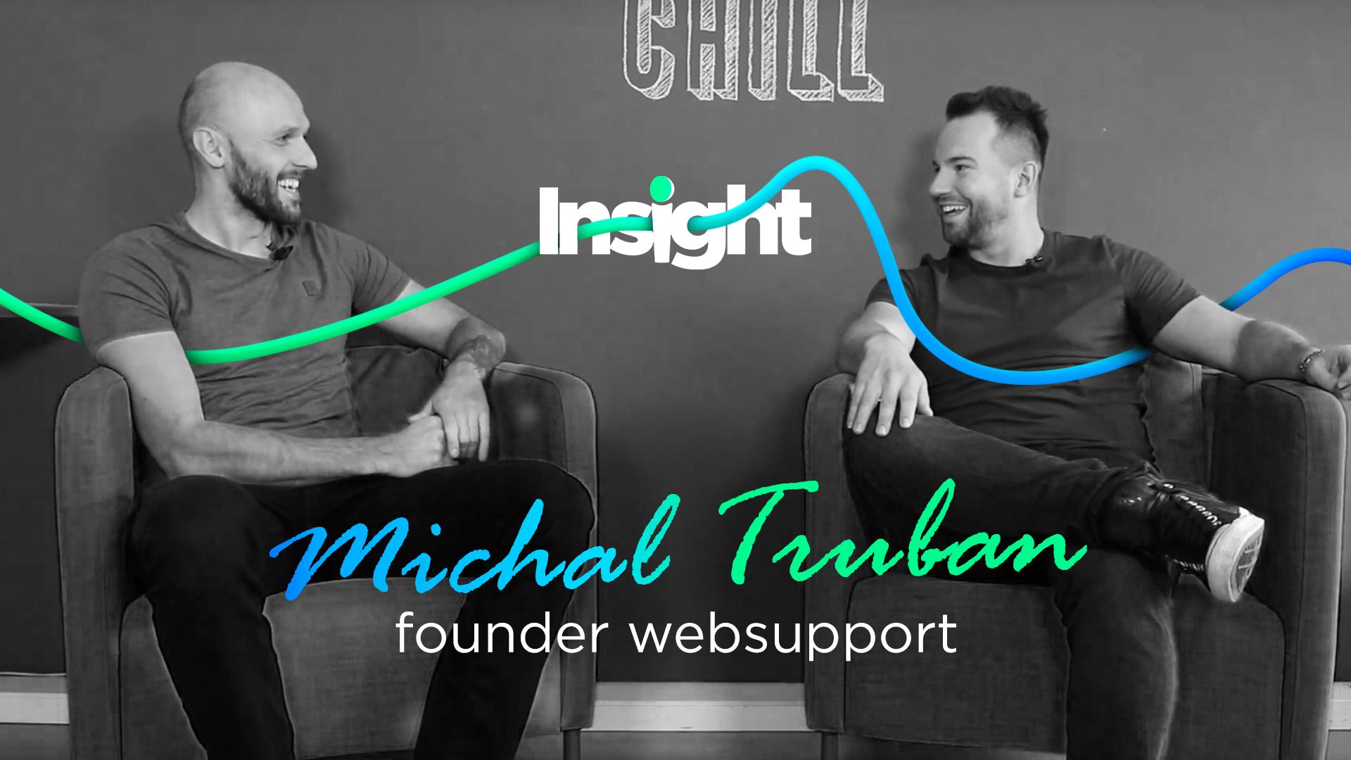 Michal Truban, WebSupport: Čo spája úspech v podnikaní, športe aj politike?