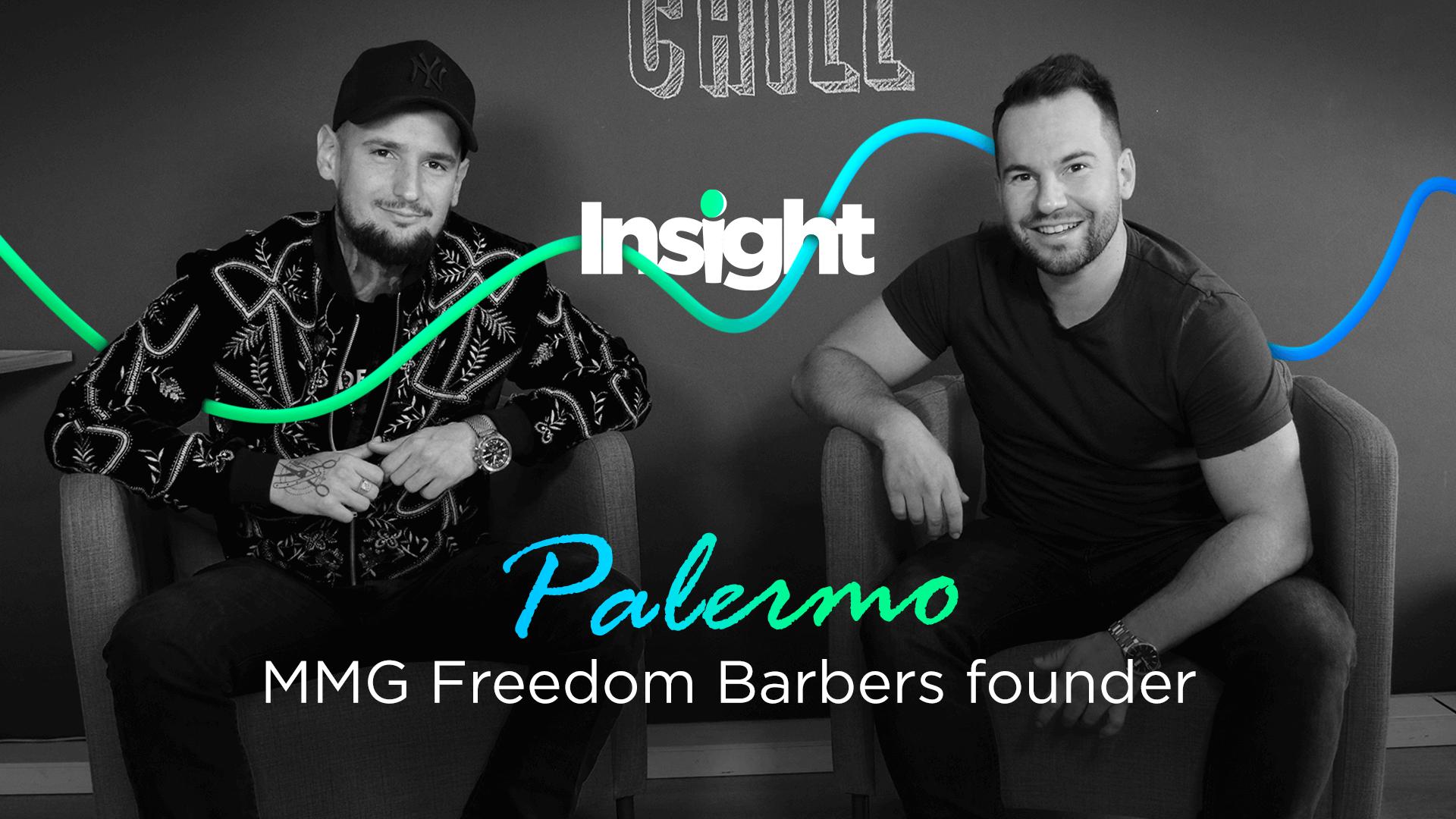 """Maroš """"Palermo"""" Ihnát, MMG Barbers: holičstvo, ktoré navštevujú raperi, futbalisti aj prezident"""