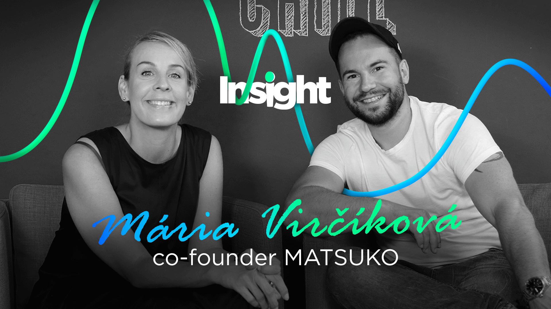 Mária Virčíková, MATSUKO: Pracujeme na virtuálnom teleporte